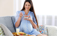 morning sickness can you eat yourself better