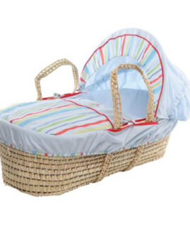 Beep and Brum Moses Basket
