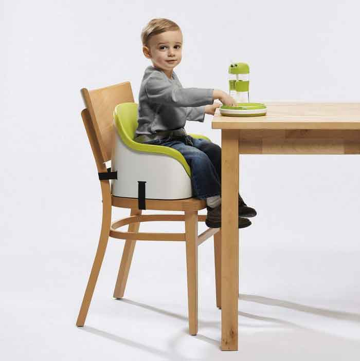 Oxo Tot Nest Booster Seat Review B Magazine