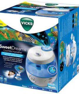 Vicks Sweet Dreams Cool Mist Humidifier
