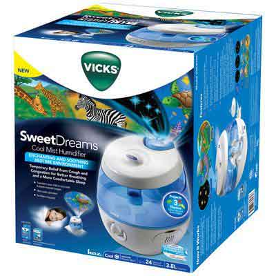 How To Clean The Vicks Warm Mist Humidifier | Warm mist