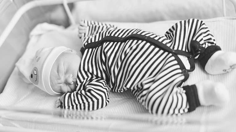 Sepsis in babies