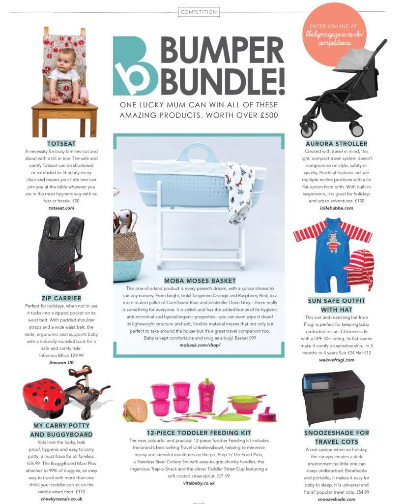 bumper bundle to win summer 2017