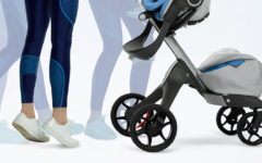 Seven ways to get fit with your pushchair