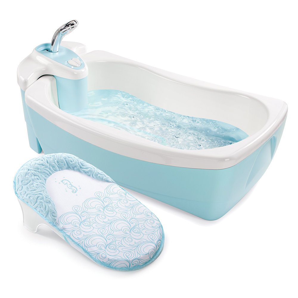 Summer Infant Lil' Luxuries Tub