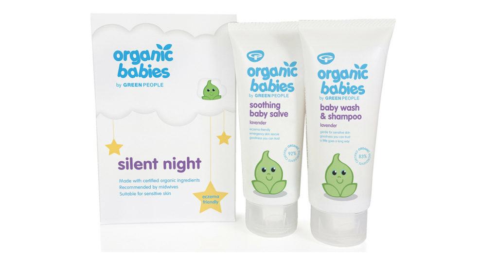 silent night gift set