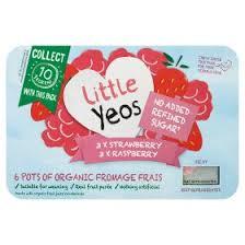 Yeo Valley Little Yeos