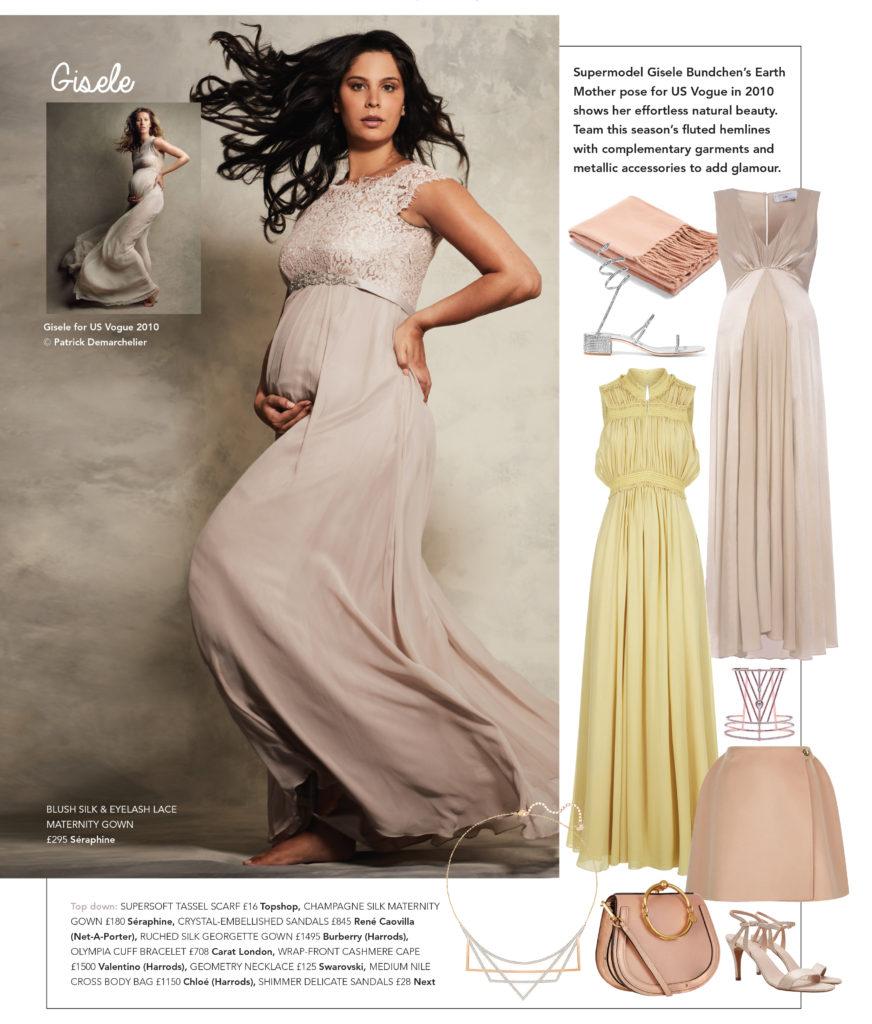maternity fashion icons