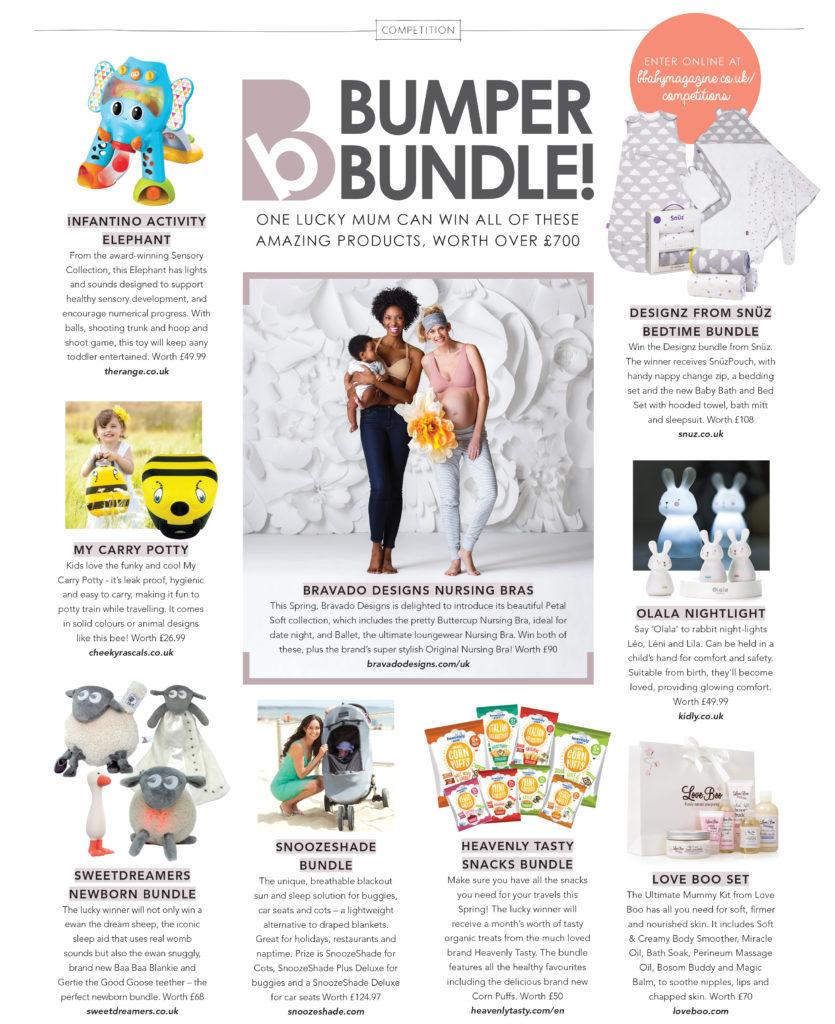 bumper bundle spring 2018